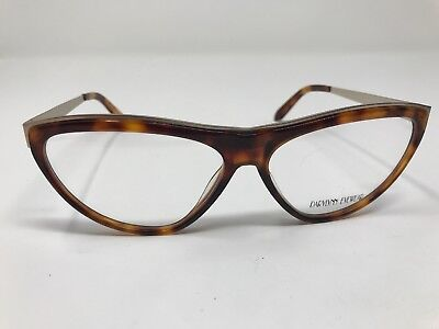 Darylynn Eyewear Eyeglasses Frames LONDON 62-15-135 835 CAT EYE LA53