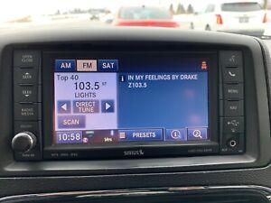 Dodge Chrysler Jeep Uconnect radio with Navigation RHR
