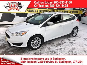 2015 Ford Focus SE, Automatic, Heated Seats, 57, 000km