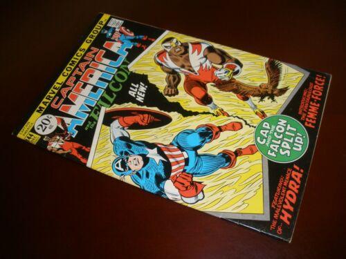 Marvel Comics Captain America # 144 Higher Grade 6.5-7.5