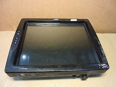 LXE VX7 Vehicle Terminal P2 VX7R1C3A1H1B7AET Touchscreen computer EX PSU & CABLE