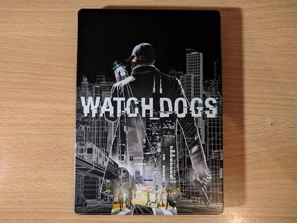 Watch Dogs Dedsec Steel Case Edition (Xbox One)
