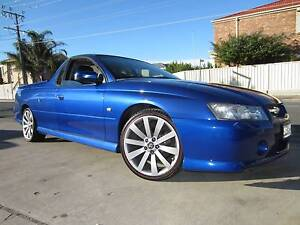 2004 Holden Ute vz S Pack Newton Campbelltown Area Preview