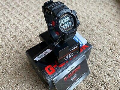 Casio G-Shock Mudman Digital Watch G9000-1VWT EXCELLENT CONDITION WITH BOX