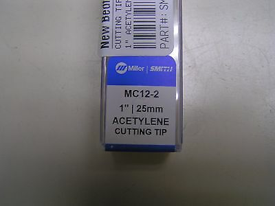 Smith Equipment Cutting Tip Mc Series Size 2