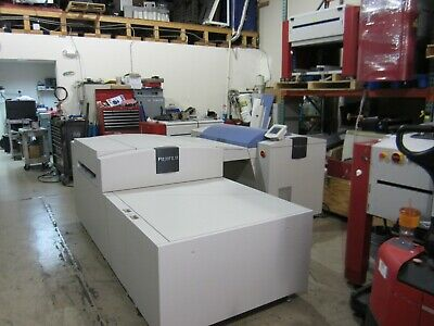 Screen 4300s-sn.1127mfg. Mar.2009 Platesetterctp W 3 Draw Mal