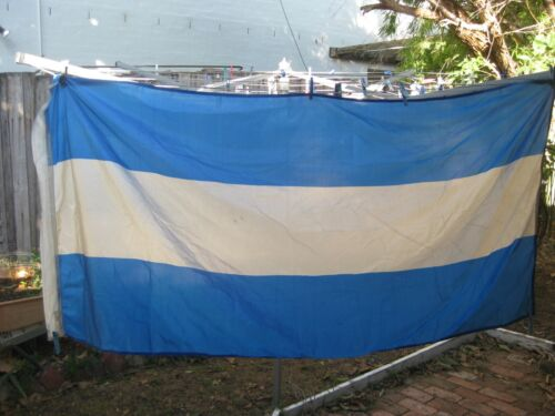 Flag - ARGENTINA - Authentic 1980s (Flew Over Southern Cross Hotel) Melbourne
