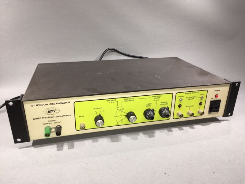 WPI World Precision Instruments 121 Window Discriminator Isolator