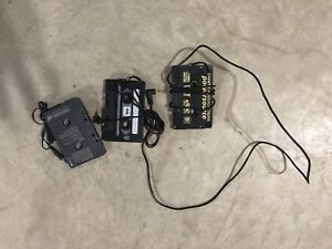 Audio adapters for cassette players - mini stereo