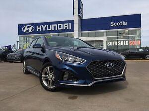 2018 Hyundai Sonata -
