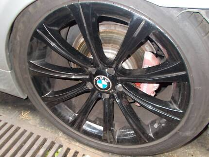 BMW MPAC 2005 MAG wheels Gladesville Ryde Area Preview