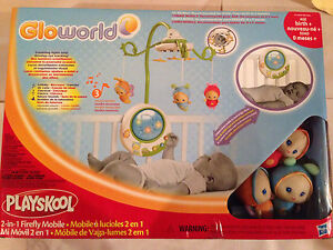 Mobile crib by Playskool - brand new