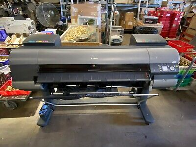 Used Canon Ipf8400 Large Format Printer