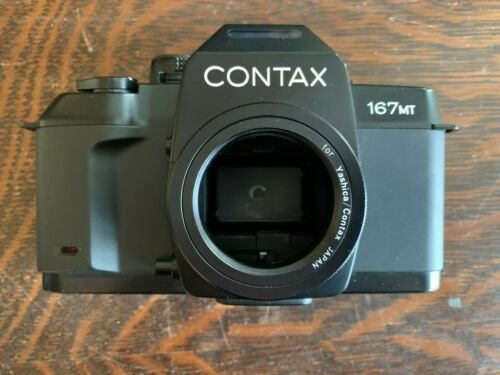 Contax 167 MT 35mm SLR Film Camera Body