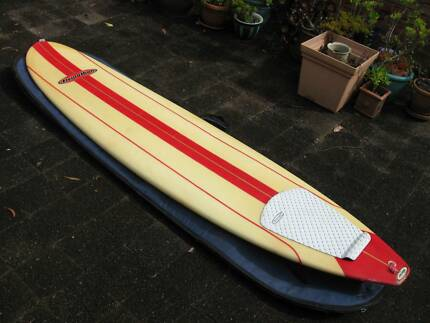 """Surfboard – Flying High 8'2"""" Mini Mal - PRICE REDUCTION"""