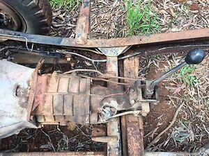 Holden 4 speed gearbox Hoddles Creek Yarra Ranges Preview
