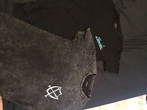 2 x Medium Zanerobe t-shirts Grose Vale Hawkesbury Area Preview