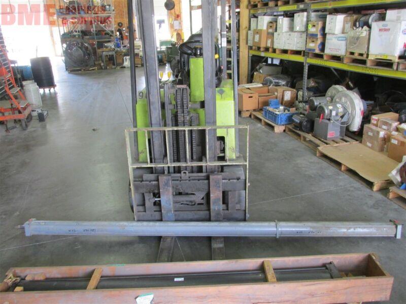 "Miller A68B Pneumatic Cylinder 250 Psi, 4"" Bore, 118"" Stroke"