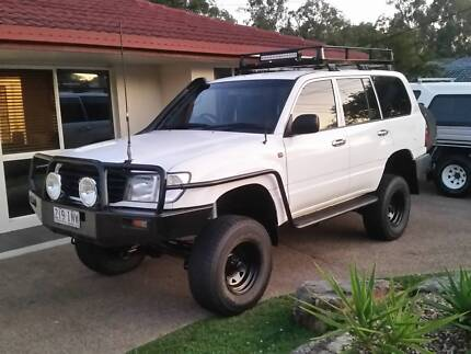 98 Toyota LandCruiser 105 Tuff Truck DIESEL!!! Daisy Hill Logan Area Preview