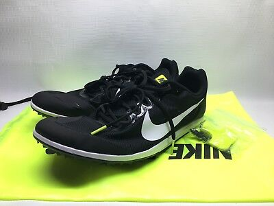 d6517e1e4b3d2 NIKE ZOOM RIVAL D 10 TRACK SPIKES Size 12.5 Running Shoes