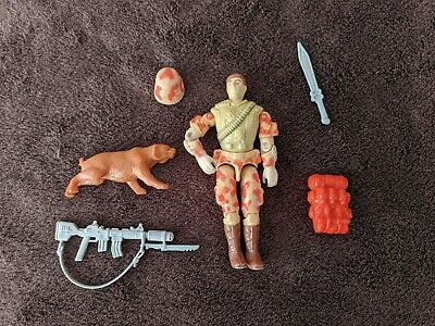 Vintage Action Force GI G. I. Joe Figure - Spearhead and Max v1 (1988)