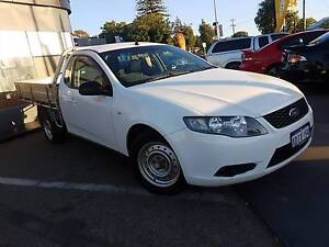 2010 Ford Falcon Ute Mount Hawthorn Vincent Area Preview