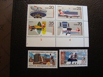 Deutschland (DDR) - Briefmarke yvert/tellier n° 2175 a 2180 n MNH (Z17) gebraucht kaufen  Versand nach Germany