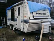 18' Travel Trailer
