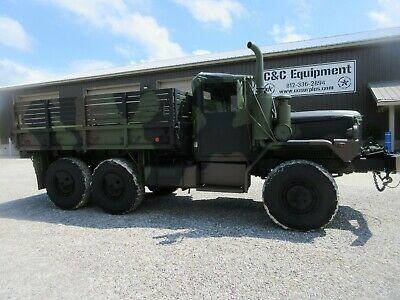 1993 M35A3 Military Cargo truck 2.5 ton Deuce and half With Winch! Clean truck!
