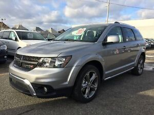 Dodge Journey Crossroad AWD 2017 DVD/GPS/TOIT/7 PLACES