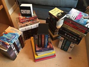Collection of books for sale URGENT!!!!