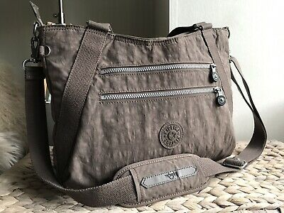Kipling medium handbag office work shoulder bag VGC