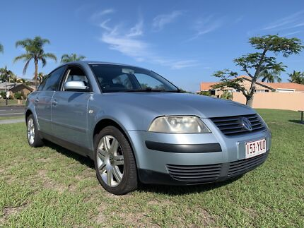 2003 VW Passat V5 with RWC & Rego Clear Island Waters Gold Coast City Preview