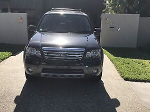 2006 AUTO FORD ESCAPE 4x4 WITH CURRENT RWC Greenslopes Brisbane South West Preview