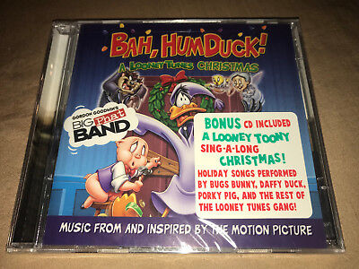 Bah Humduck A Looney Tunes Christmas CD NEW Holiday Music Bugs Bunny  ()