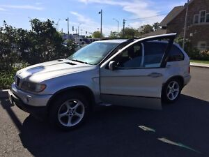2001 BMW X5 (Etested)