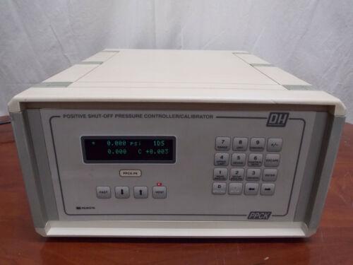 FLUKE DH DHI INSTRUMENTS PPCK PRESSURE CONTROLLER STANDARD CALIBRATOR 6000 PSI