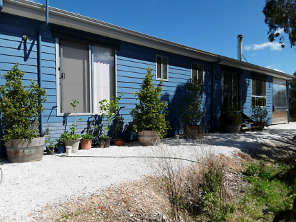 Clare Valley SA - Private retreat for sale, bird lovers paradise.