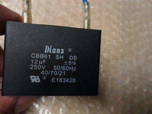 Fellowes PS62-C CRC30145 Cross Cut Paper Shredder Start Capacitor