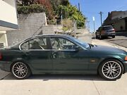 BMW 323i 1998 manual E46 $4500 Arncliffe Rockdale Area Preview
