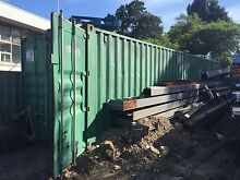 40 foot container double doors on 1 end Croydon Burwood Area Preview