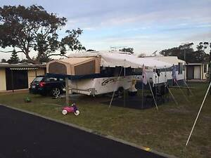 2010 Jayco Swan Redhead Lake Macquarie Area Preview