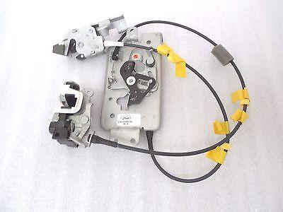 Ford F150 Super Cab Rear Door Latch Set Cable Upper Lower OEM 8L3Z 18264A00 B RH ()