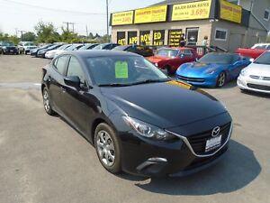 2014 Mazda Mazda3 GX-SKY *GUARANTEED FINANCING*