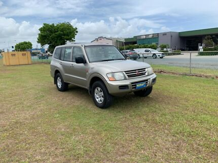 2002 Mitsubishi Pajero auto 4wd 7 seats (( warranty)) Archerfield Brisbane South West Preview