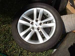 Ford Falcon FG XR6 4 X 17 inch wheels and tyres Burnside Melton Area Preview