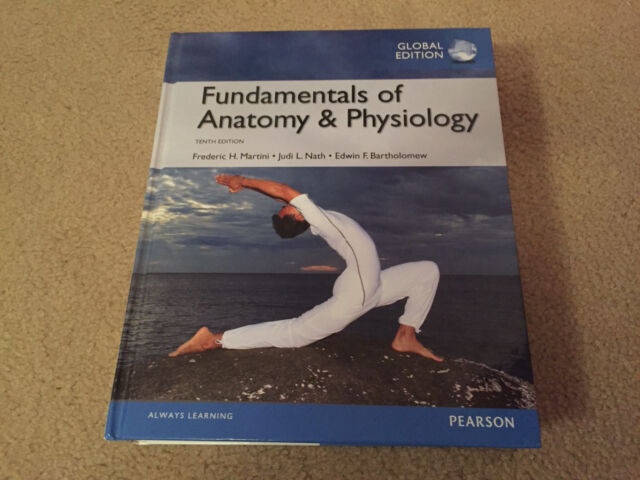 Fundamentals of Anatomy & Physiology- 10th Edition | Textbooks ...