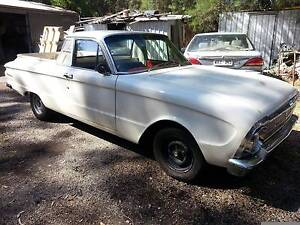 1964 Ford Other Ute Adelaide CBD Adelaide City Preview