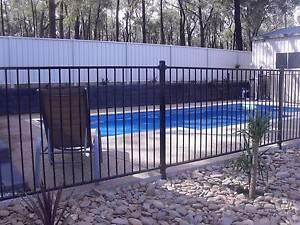 Pool Fence Panels - $85 Each including 4 Brackets - SPECIAL OFFER Lockwood South Bendigo Surrounds Preview