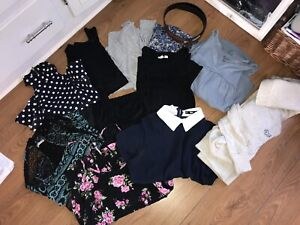 Size small clothes lot